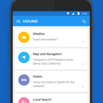 Hound Beta - Voice Search+