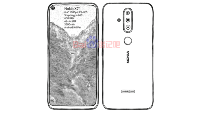Nokia X71 Leaks Just before the Official Launch, Reveals