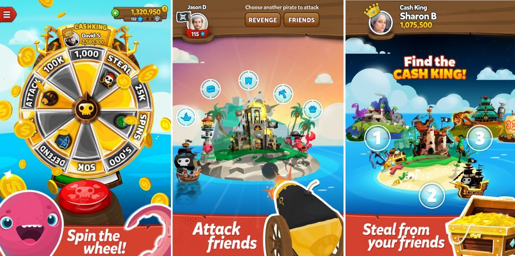 Pirate Kings Apk Mod All Unlimited | Android Apk Mods