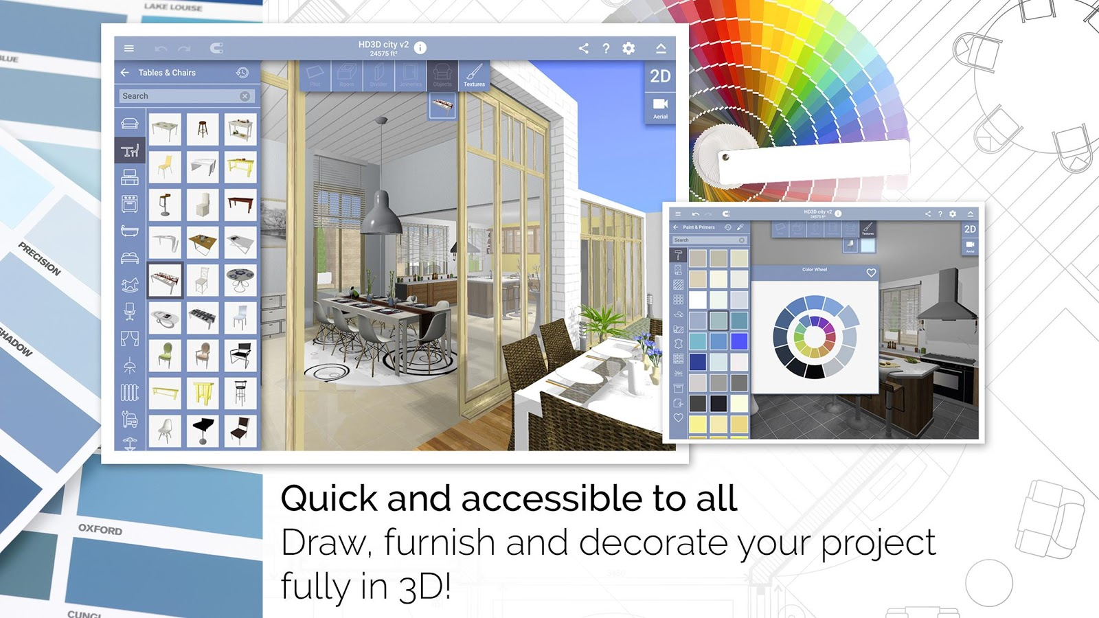 Home Design 3D 4.2.3 Mod Apk – Home Design
