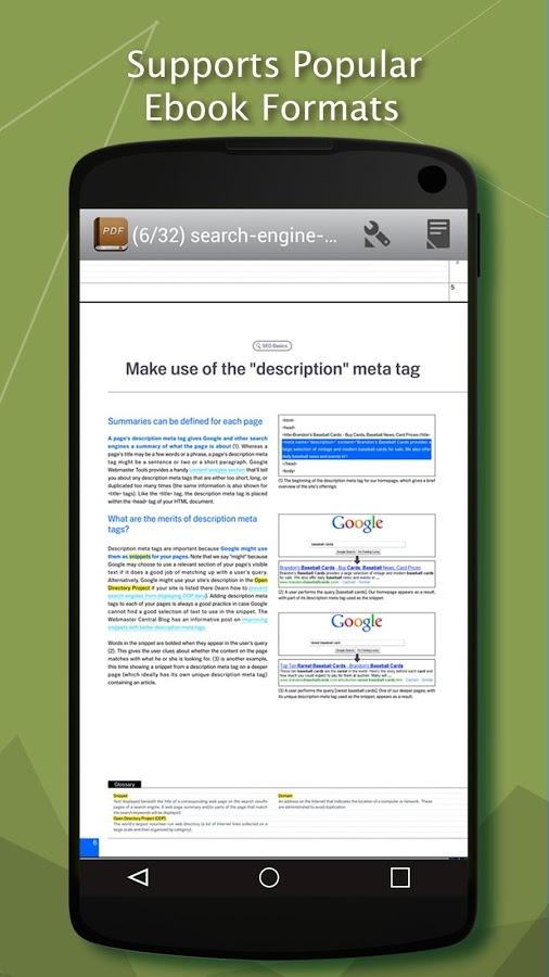 PDF Reader Apk Mod No Ads | Android Apk Mods