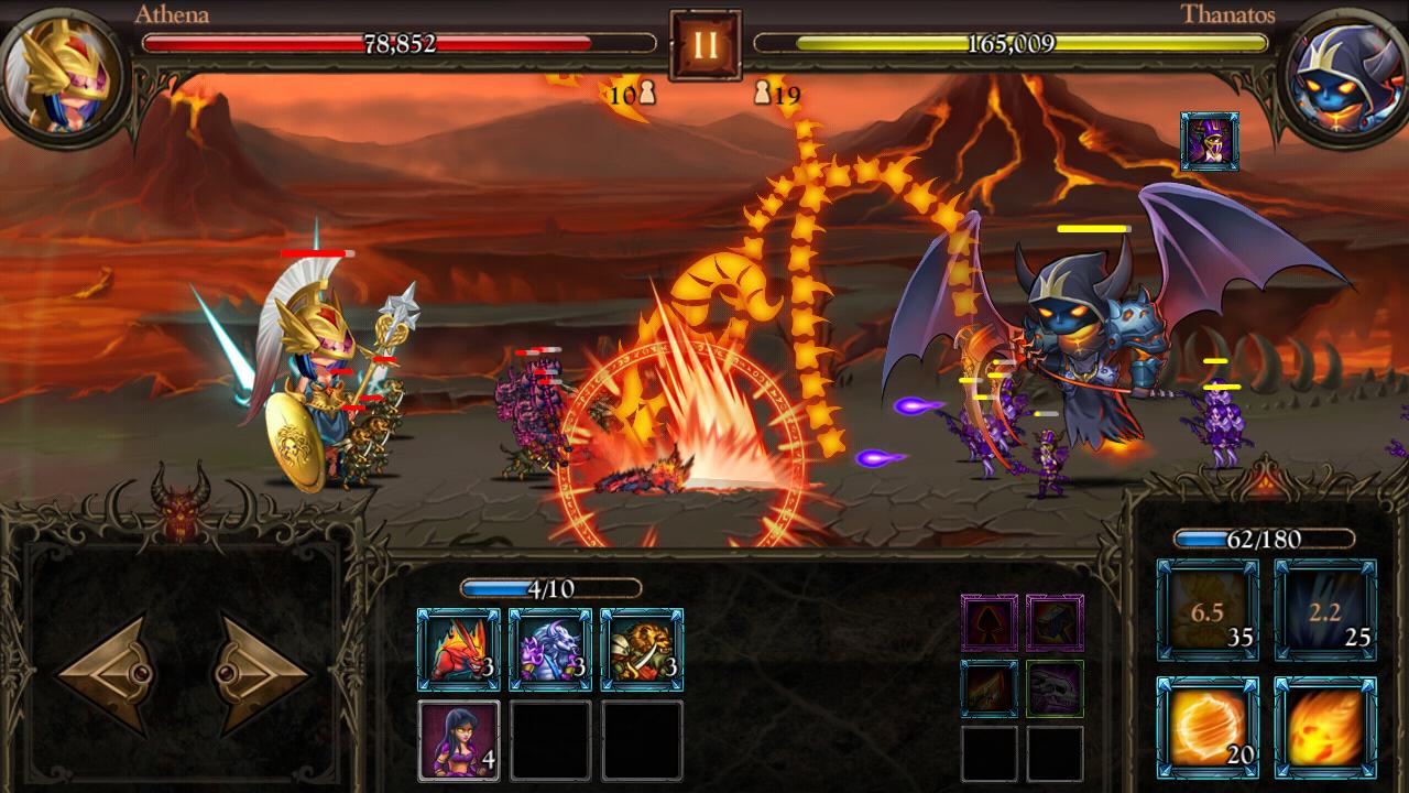 Epic Heroes War Gods Battle Mod Unlock All  Android Apk Mods