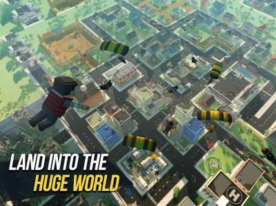 Grand Battle Royale: Pixel War Mod Unlocked | Android Apk Mods