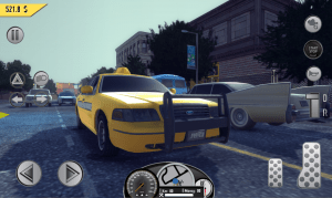 Real Taxi Sim 2018