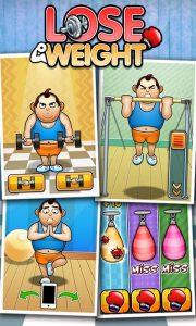 Fat Man Fitness - Mini Games
