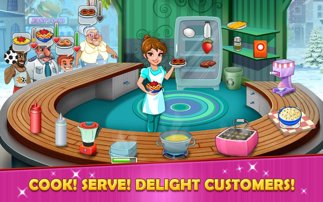 Kitchen Story  Cooking Game Mod Unlock All  Android Apk Mods