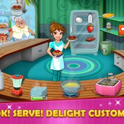Kitchen Cooking Games Cabinet Lights Story Game Mod Unlock All Android Apk Mods