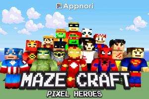 Maze Craft : Pixel Heroes