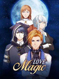 Otome Game: Love Mystery Story