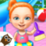 Sweet Baby Girl Cleanup 4 – House Pool Stable 4.0.10002 MODs APK