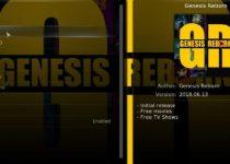 How to Install Genesis on Kodi