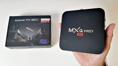 mxq pro 4k setup