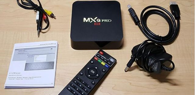 how to setup a android tv box