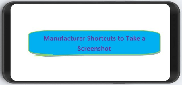 how to take a Screenshot on android by Shortcuts