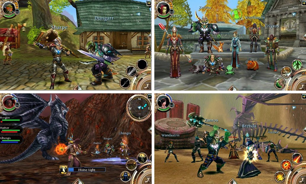 Best Roleplaying Games (rpg) For Android  Android Authority