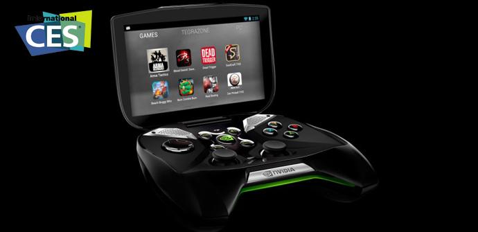 Nueva consola Nvidia® Shield presentada en el CES