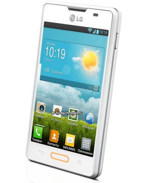 Teléfono LG® Optimus L4