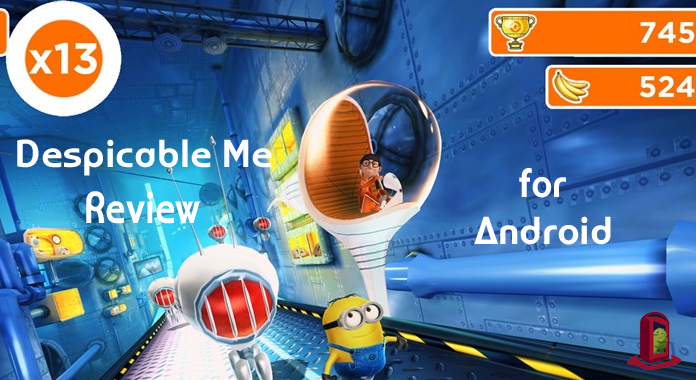 Minion Rush Despicable Me for Android