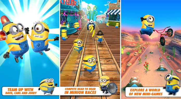 Download Despicable Me for Android Review