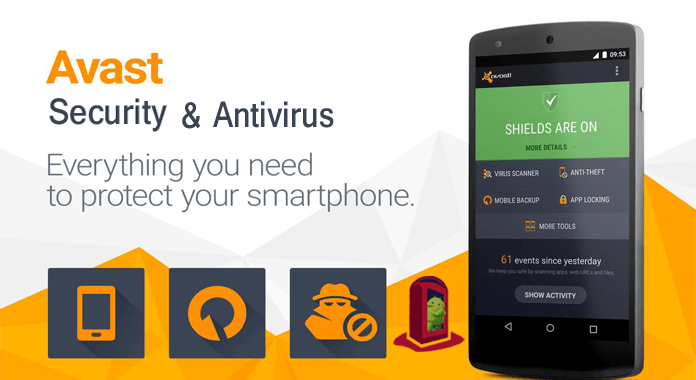 Avast Android Security & Antivirus Review