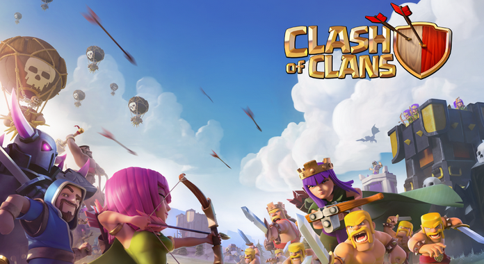 Clash of Clans for Android – Review | The Best Strategic War Game