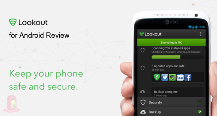 lookout app android free