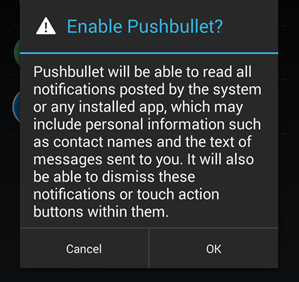 Way to Use Pushbullet to Reply to Whatsapp, Hangouts, FB and More from Your PC