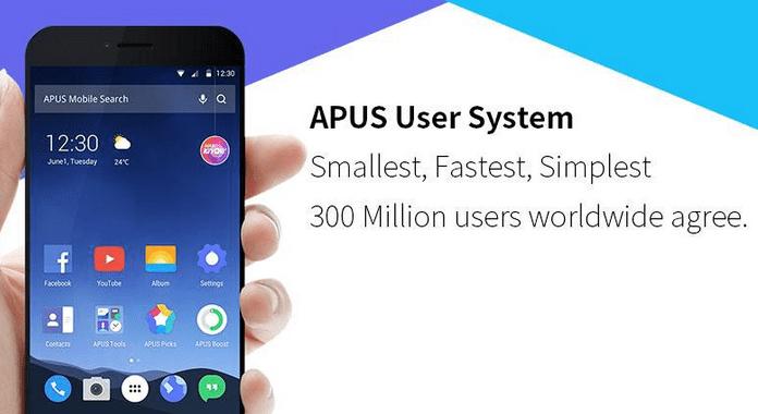 Best Launchers for Android APUS Launcher App