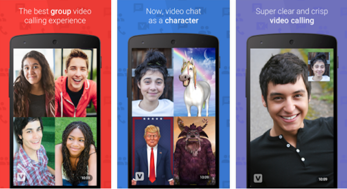 ooVoo Best Video Calling Apps for Android