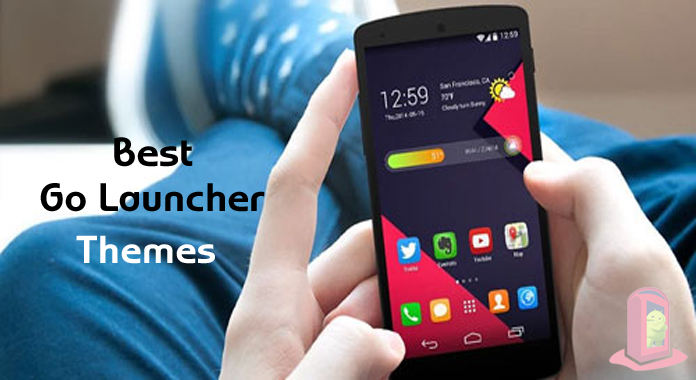 27 Best Go Launcher Themes for Android - 2018 | Android Booth