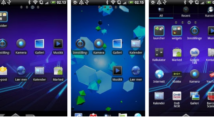 Free Download Honeycomb Best Go Launcher Themes