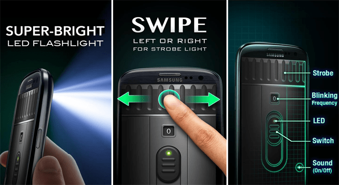 10 Best Free Flashlight Apps For Android No Extra