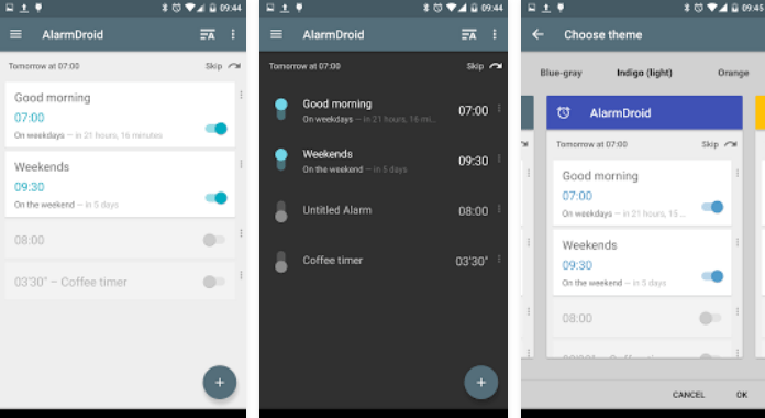 Best Alarm Clock Apps for Android AlarmDroid