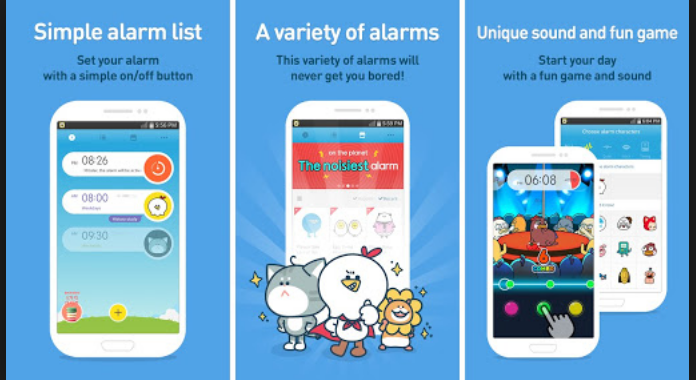 AlarmMon Best Alarm Clock Apps for Android