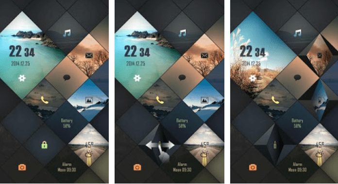 Album Best Free Go Locker Themes for Android