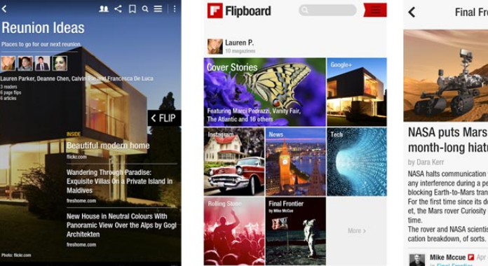 Must Have Android Apps free Download Flipboard