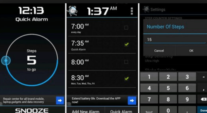 I Can't Wake Up Best Alarm Clock Apps for Android