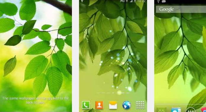 Leaf Download Best Free Live Wallpapers for Android