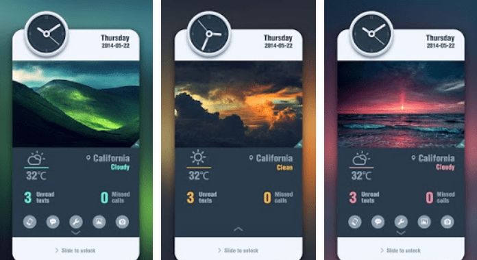 Mood Best Go Locker Themes free download for Android