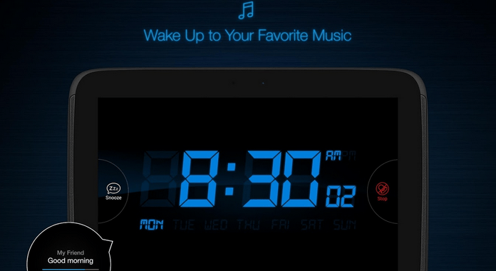 Free Best Alarm Clock Apps for Android My Alarm Clock