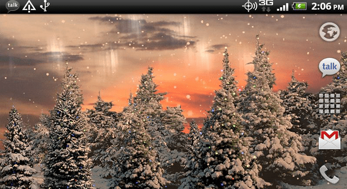 Snowfall Free Download Best Free Live Wallpapers for Android