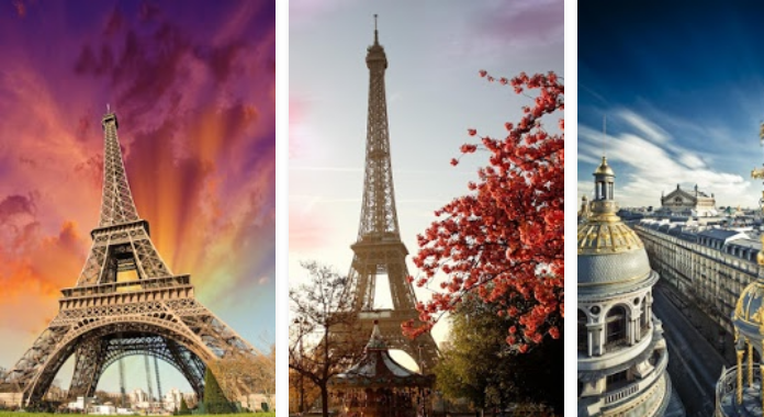 Sunny Paris Download Best Free Live Wallpapers for Android