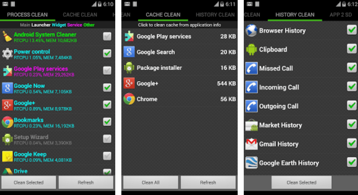 Best Android Cleaner Apps System Cleaner Free download