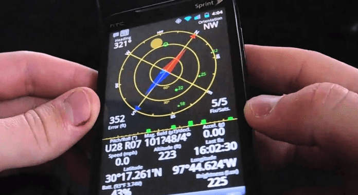 Best GPS Apps for Android download GPS Status & Toolbox