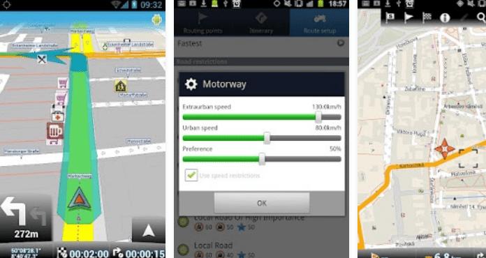 MapFactor GPS