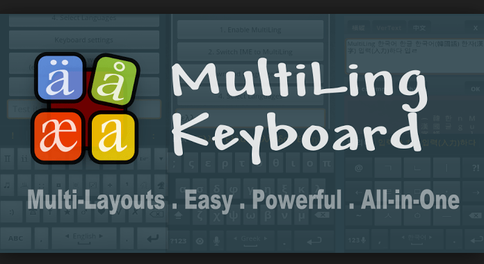 MultiLing Keyboard Best Keyboards for Android Apps