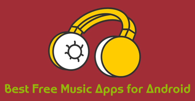 11 Best Free Music Apps for Android - 2019 | Listen Up