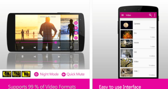 Download Best Android Video Player Apps