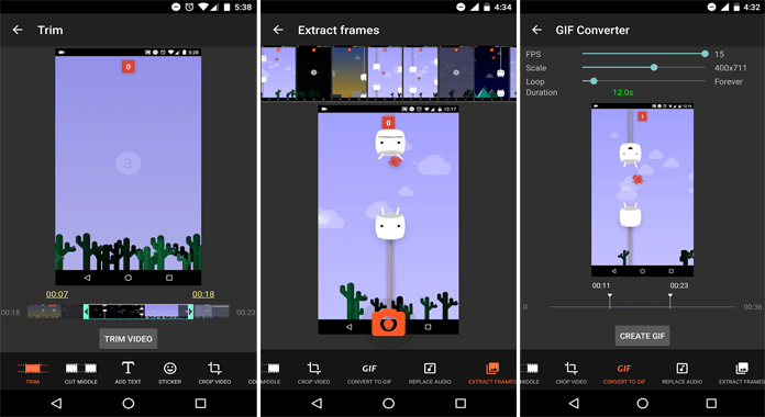 AZ Screen Recorder for Android No Root Required