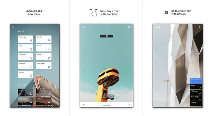 Snapseed Android Photo Editor Free Download